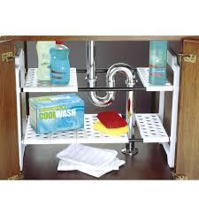 Polder Under Sink Storage Caddy Kitchen Sense Unit Main Factory