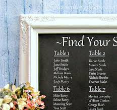 wedding table chart ideas. like this item? wedding table chart ideas