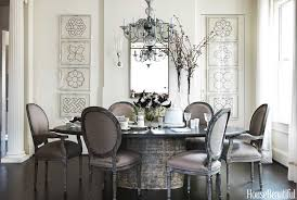 dining room table accessories. Contemporary Dining Beautiful Decoration Round Gray Dining Table Terrific Room To Accessories C