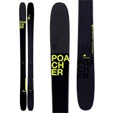 K2 Ski Size Chart Women S K2 Poacher Skis 2020