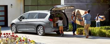 3rd Row Seating Storage More 2020 Chrysler Pacifica