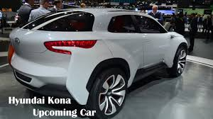 new car launches by hyundaiHyundai Kona upcoming cars in india 2017 2018  New i20 based