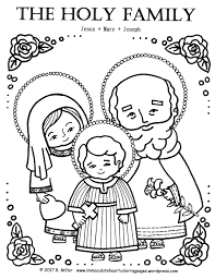 Immaculate Heart Coloring Pages – Catholic Christian Pages to Color