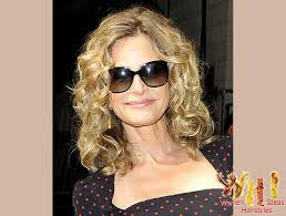 short haircuts for curly hair for older women