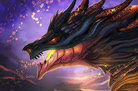 Fantasy Dragon HD Wallpaper ...