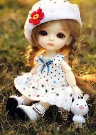 Cute doll wallpaper by Alone_Vampire ...