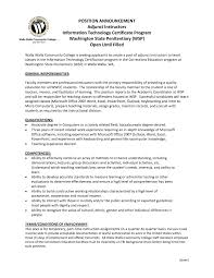 Sample Professor Resume Sample Resume For Professor The Hakkinen