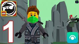 LEGO Ninjago WU-CRU - Gameplay Walkthrough Part 1 - Zane Saved (iOS,  Android) - YouTube