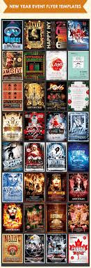 flyer templates for events christmas new year  new eyer event poster templates