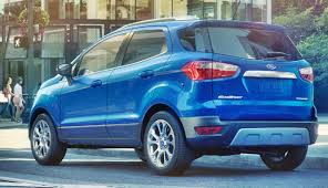 2018 ford ecosport. wonderful ford the foundation of ecosport technology is readily available sync  3 with  suitable apple carplay  as well android auto  with 2018 ford ecosport