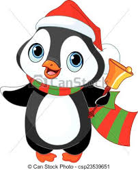 cute penguin christmas clipart. Wonderful Clipart Christmas Penguin  Csp23539651 Intended Cute Penguin Clipart T