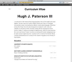 Profile For Resume Examples 6 Resume Profile Example Happy Tots