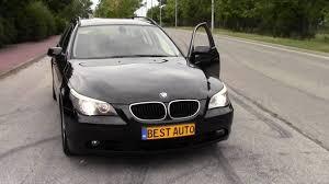 BMW Convertible 2005 bmw 530 : BMW 530 Diesel 2005 - YouTube