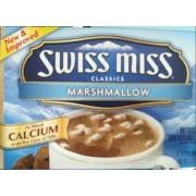 photo of swiss miss hot cocoa mix marshmallow