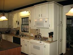 Painted Knotty Pine Pine Kitchen Cabinets Painting Knotty Modern Design Featuring