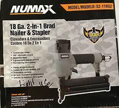numax s2 118g2 18 gauge 2 in 1 brad
