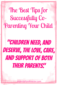 Co Parenting Quotes New The Best Tips For Successfully CoParenting Your Child Pinterest