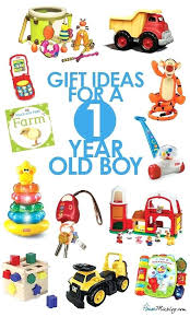 babys first birthday present ideas present ideas for one year old boy 1 year baby