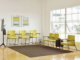 office waiting room furniture. yellow office waiting room chairs furniture