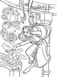 Small Picture disney tangled coloring pages printable Free Printable Tangled