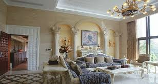 N Amazing Italian Living Room Furniture Design With Luxury Classic  Using Ceiling Light Ans Master Chairs Also Wall Decor
