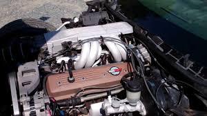 1986 C4 CORVETTE L98 235 HP ENGINE - YouTube