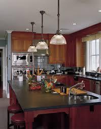 vintage originals lighting portfolio vintage holophane pendant lighting kitchen island image