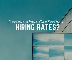 Are You Curious About Canscribes Medical Transcription