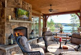 lennox hearth products. lennox hearth products porch rustic with cabin ceiling fan fireplace lake views lodge open