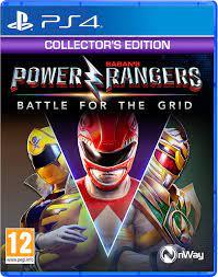 Kaufe Power Rangers: Battle For The Grid (Collector's Edition) -  PlayStation 4 - Englisch - Standard - Versandkostenfrei