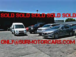 photo of sur motor cars gardena ca united states