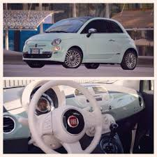 Light Green Fiat 500 For Sale Mint Green Fiat 500 Cars Are Not My Thing But This One I