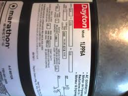 need help with the wiring & replacing old motor with dayton gear dayton motor wire colors at Dayton Industrial Motor Wiring Diagram