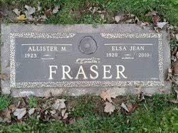Elsa Jean Ellis Fraser (1920-2010) - Find A Grave Memorial