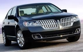 Lincoln MKZ Luxury Sedan Widescreen Wallpaper Collection