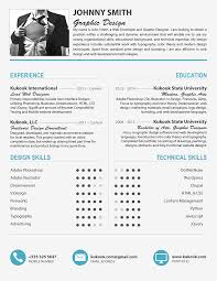 Beautiful Word Resume Template