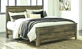 Rustic King Size Platform Bed King Size Bed Platform Stylish Pros Of ...