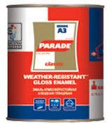 <b>Parade</b> A3 A2 A1 <b>алкидная эмаль</b> для внутренних и наружных ...