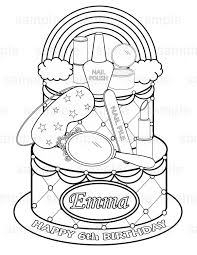 Small Picture Makeup Coloring Pages New Lipstick glumme