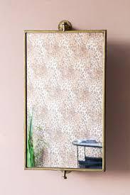 rectangular swivel wall mirror