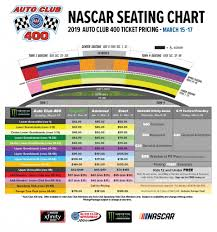 Auto Club Speedway Seating Chart Seating Chart