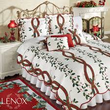 quilted comforters queen. Delighful Queen Nouveau Stripe Quilt Off White And Quilted Comforters Queen I