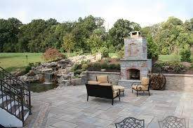 Backyard Outdoor Living Backyard Landscaping Sunrise Landscape and Design  Sterling, VA