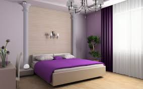 Purple Wallpaper For Bedroom Modern Bedroom In Shades Of Purple And Lavender Widescreen