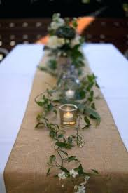 Glass Jar Table Decorations Decorate With Burlap Bazaraurorita 41