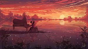 Your name wallpaper couple wallpaper kimi no na wa mitsuha and taki your name anime romance couples images avatar couple perfect couple. Anime Couple 1080p 2k 4k 5k Hd Wallpapers Free Download Wallpaper Flare