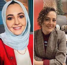 """المذيعة """"نور حداد """"تخلع الحجاب"""