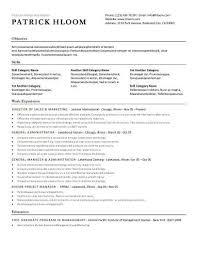 General Resume Template Enchanting Economic General Resume Template Ateneuarenyencorg