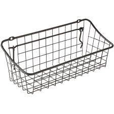 wall mount storage basket image any image to view in high resolution