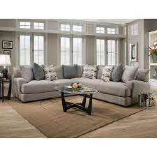 Living Room Sectionals On Halo Living Room Lsf Rsf Loveseat Wedge Sectional 8085935
